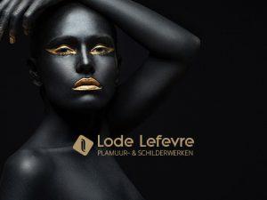 logo, huisstijl, website, autobelettering voor Lode Lefevre - plamuurwerken