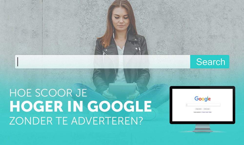 Je website hoger in Google, SEO-tips