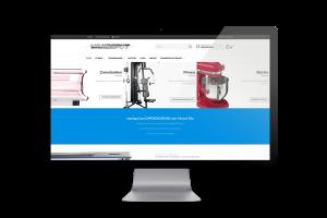 Webshop voor Electro Vandeput Tienen