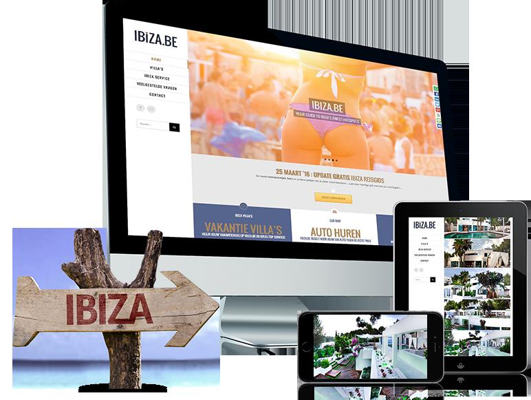 Webdesign bureau Fusion.web, Website en Webshop op maat