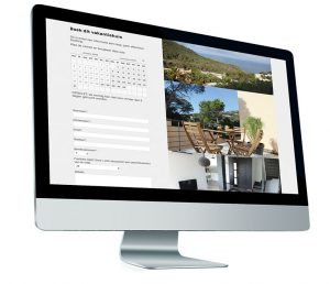 Booking website villa in Ibiza