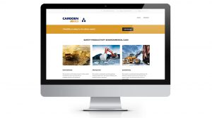 Webdesign: Website Cardoen Oils door Fusion.web