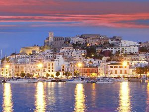 Website - webdesign voor Ibiza Rentals - Villa's in Ibiza