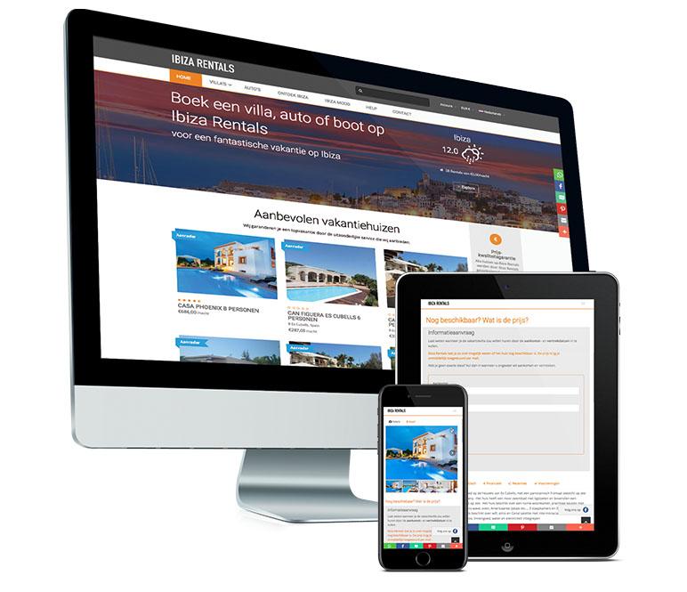 Rental Apartment Websites: Ibiza Rentals