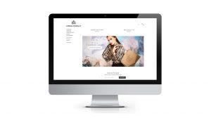 Webshop op maat voor LEBEAU-COURALLY handtasen