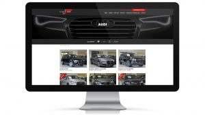 Website garage, autohandelaar Flanders cars - Roeselare - aanbod tweeddehands