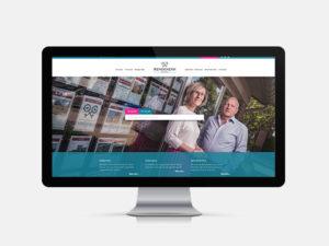 Website op maat voor vastgoedkantoor Aendekerk immo
