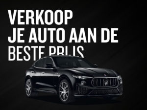 Website voor KoopMijnAuto.be - Dark theme, dark design