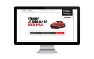 Website voor KoopMijnAuto.be