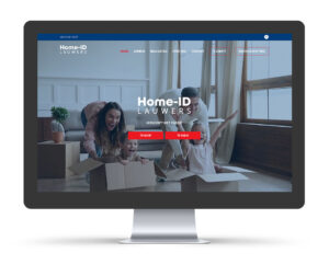 Vastgoed website voor Home-Id Lauwers
