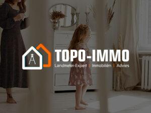 Vastgoed website voor Topo-Immo