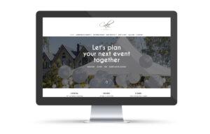 Website voor Cake Events