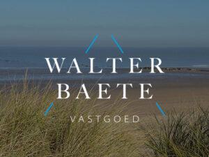 Webdesign voor vastgoedmakelaar Walter Baete