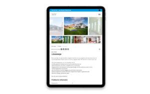 Website, webdesign voor Walter Baete, mobiel vriendelijk